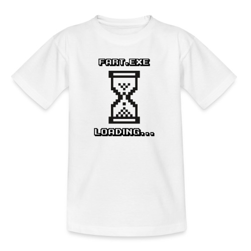 Fart Loading - Kids' T-Shirt