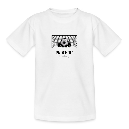 not today /black - Kinder T-Shirt