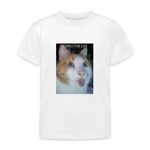 TOFFO THE CAT - Lasten t-paita