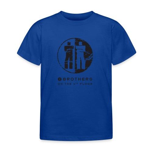 2 Brothers Black text - Kids' T-Shirt