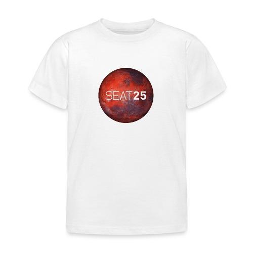 Mars and Logo - Kids' T-Shirt