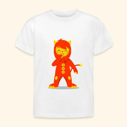Nene León riendo - Camiseta niño