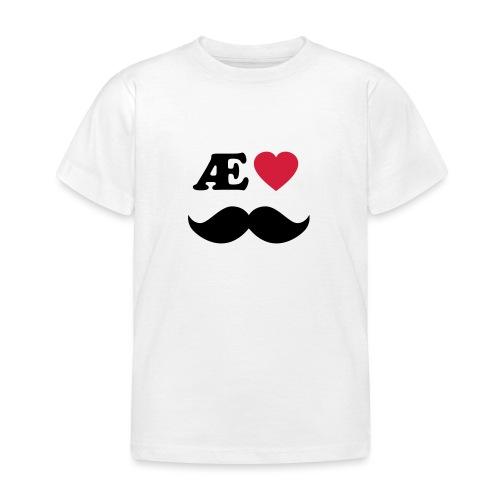 elskepappanordnorsk01b - T-skjorte for barn