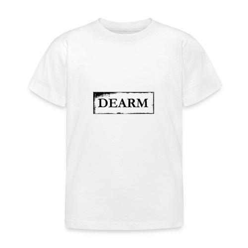 dear png - Kids' T-Shirt