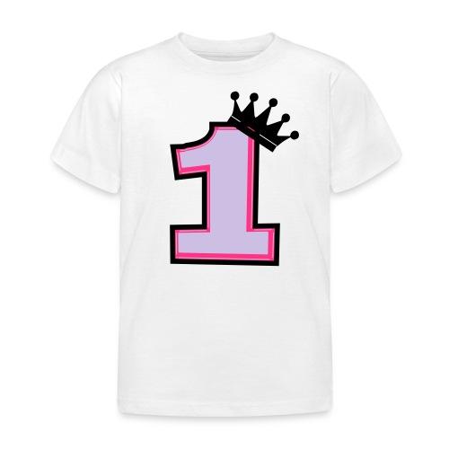 1 korona - Koszulka dziecięca