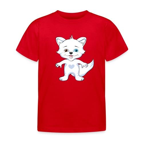 Rävlycka - T-shirt barn