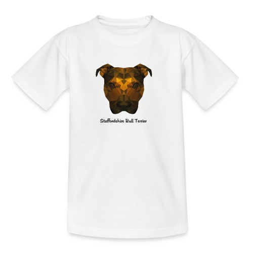 Staffordshire Bull Terrier - Kids' T-Shirt
