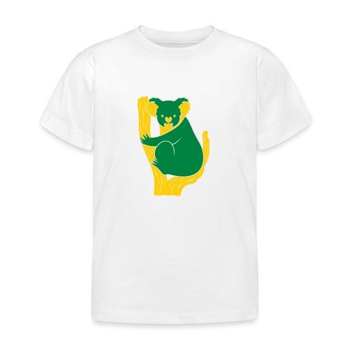 koala tree - Kids' T-Shirt