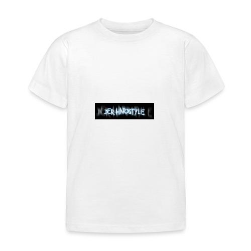 DerHardstyle.ch Kleines Logo - Kinder T-Shirt
