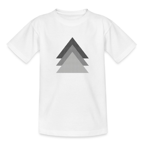 Dots Triangle - Kinder T-Shirt