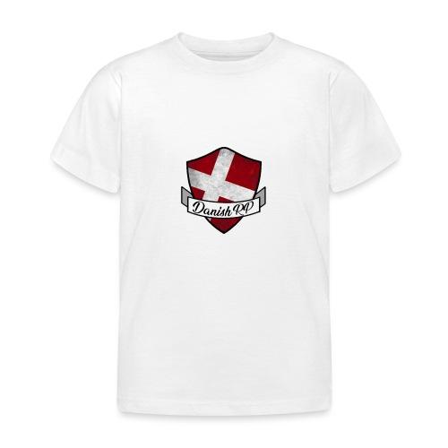 DanishRP Old Logo - Børne-T-shirt