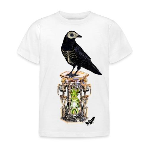 'Memento Mori' by BlackenedMoonArts - Børne-T-shirt