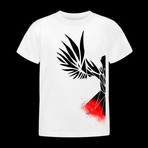 Half Raven - Kids' T-Shirt