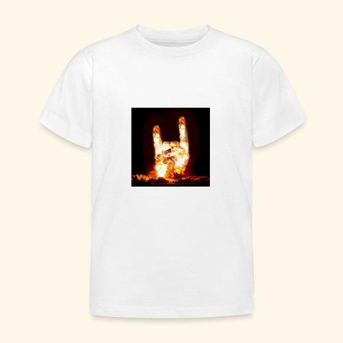 fingers bomb - T-shirt Enfant