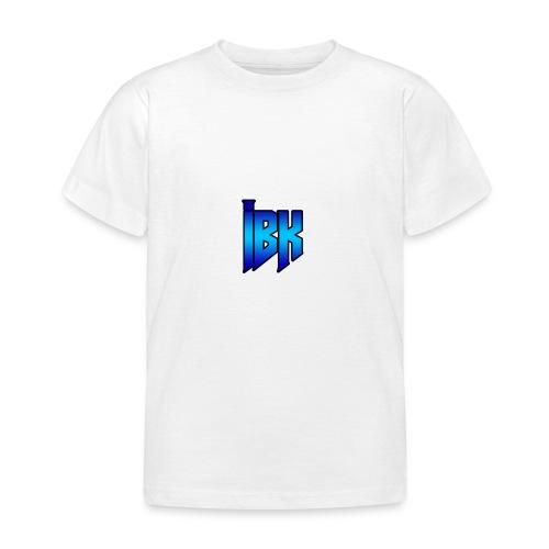 T-SHIRT MET LOGO OP - Kinderen T-shirt