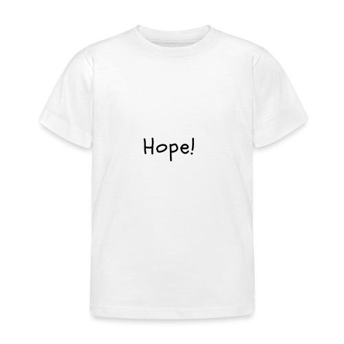 Hope - Camiseta niño