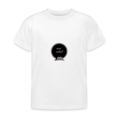 Moi Soleil - Maglietta per bambini