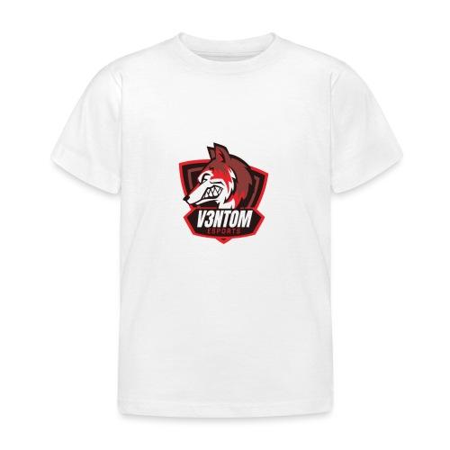 CLAN LOGO V3NTOM - Kinder T-Shirt
