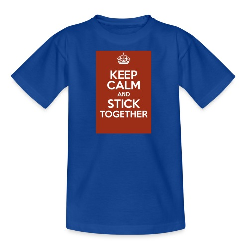 Keep calm! - Kids' T-Shirt