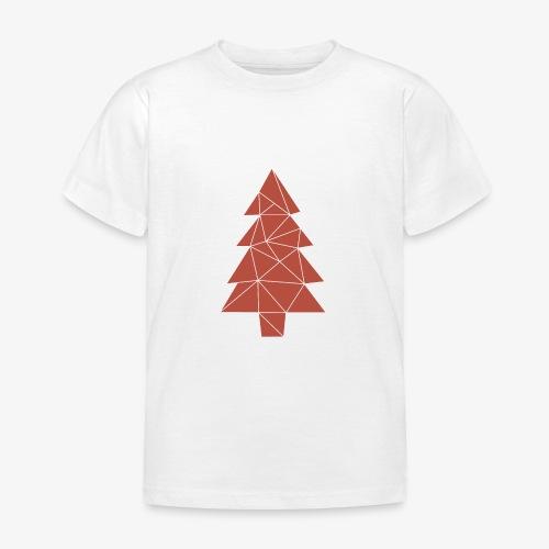 Tannenbaum Weihnachten - Kinder T-Shirt
