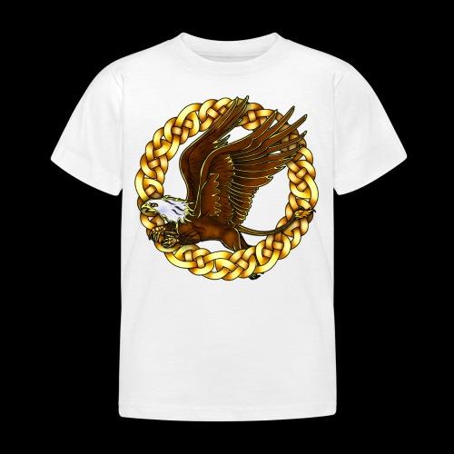Bald Gryphon - Kids' T-Shirt