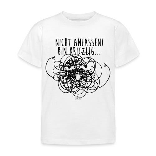 inky+sketch_014 - Kinder T-Shirt