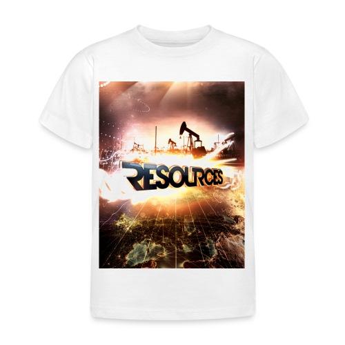 RESOURCES Splash Screen - Kinder T-Shirt