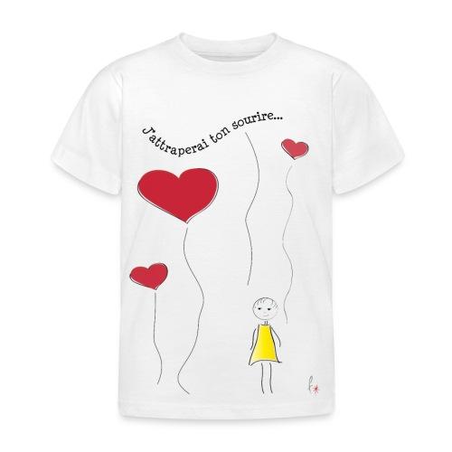 Sourire - T-shirt Enfant