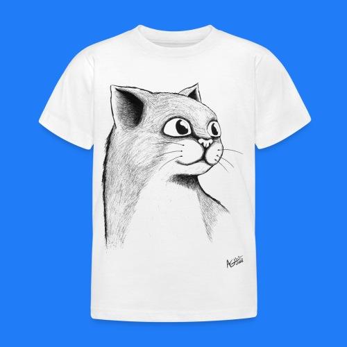 CAT HEAD by AGILL - T-shirt Enfant