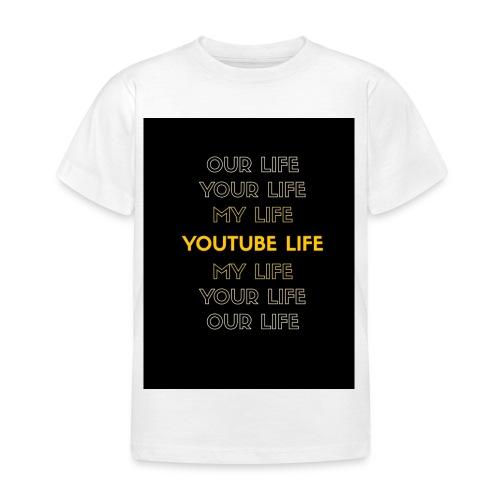 Youtube live - Kinder T-Shirt