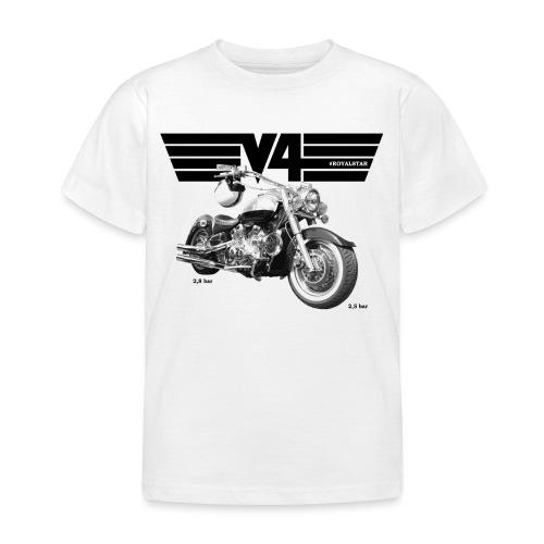 Royal Star Chopper WINGS 2 - Kinder T-Shirt