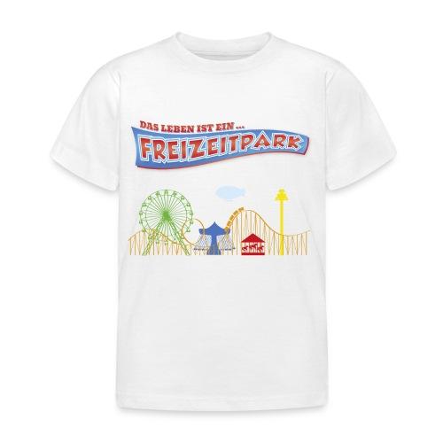Das Leben ist ein Freizeitpark - Kinder T-Shirt