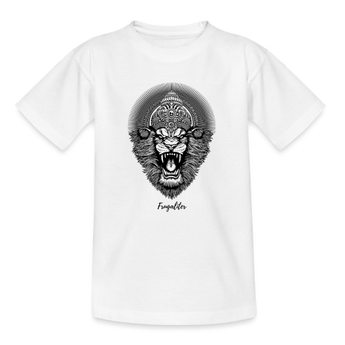 Frugaliter 1ª ronda - Camiseta niño