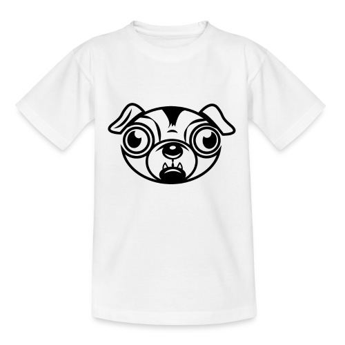 Mops - Kinder T-Shirt
