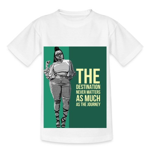 girlquote - T-shirt Enfant