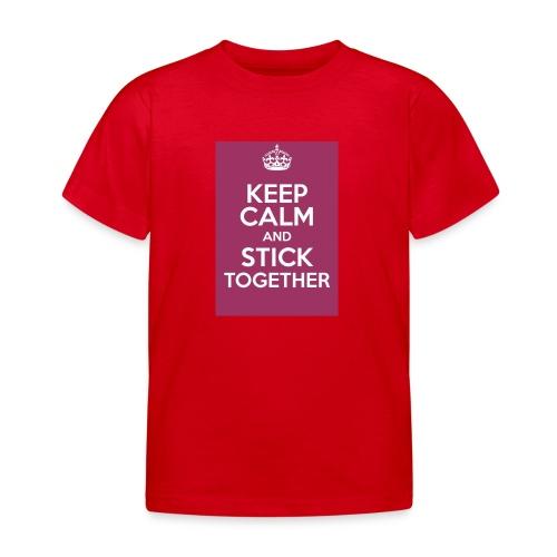 Keep calm! - Kids' T-Shirt