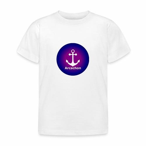 Ancre Arcachon - T-shirt Enfant