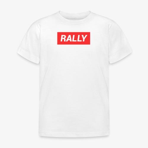 Rally classic red - T-shirt barn