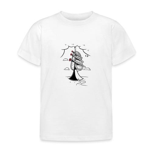 Trumpet Tower - T-shirt Enfant
