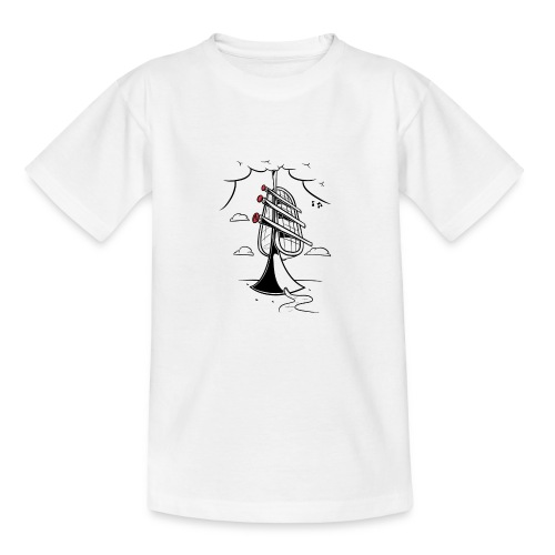 Trumpet Tower - T-shirt Enfant