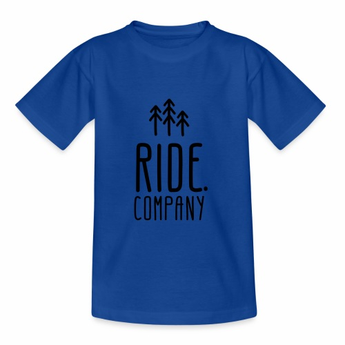 RIDE.company Logo - Kinder T-Shirt