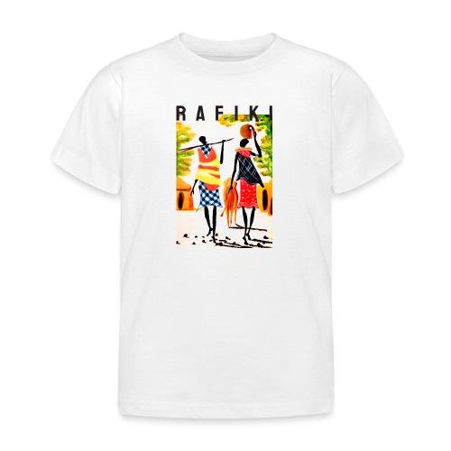 Rafiki = Friend - Børne-T-shirt