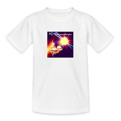 Mr Semmelman Space - T-shirt barn