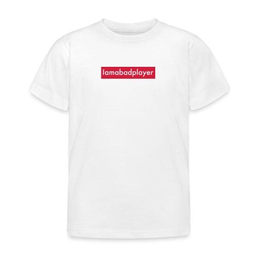 RED - T-shirt Enfant