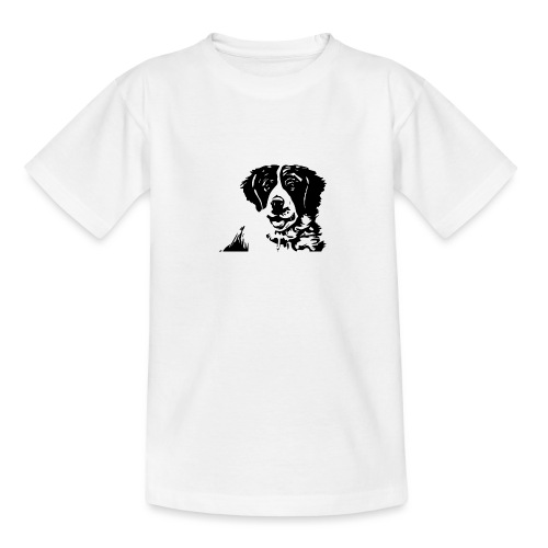 Barry - St-Bernard dog - Kinder T-Shirt
