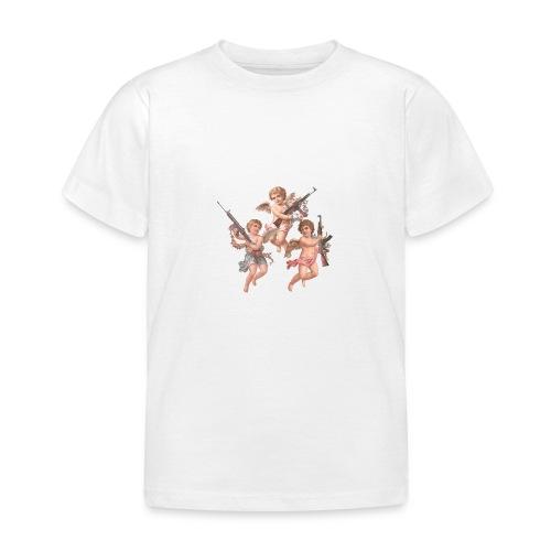𝔄𝔫𝔤𝔢𝔩𝔢𝔰 - Camiseta niño