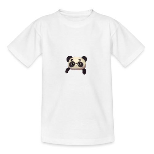 panda logo - Kids' T-Shirt
