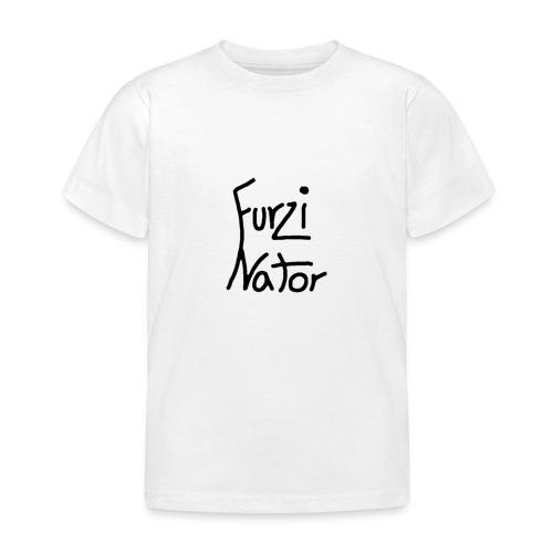 FurziNator - Kinder T-Shirt