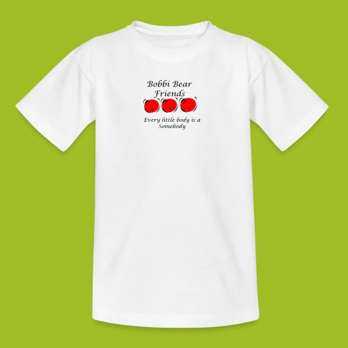 Every Little Body is a Somebody - Kinderen T-shirt