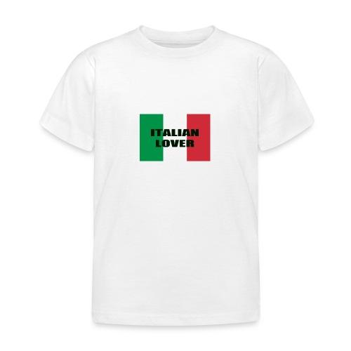 ITALIAN LOVER - Maglietta per bambini